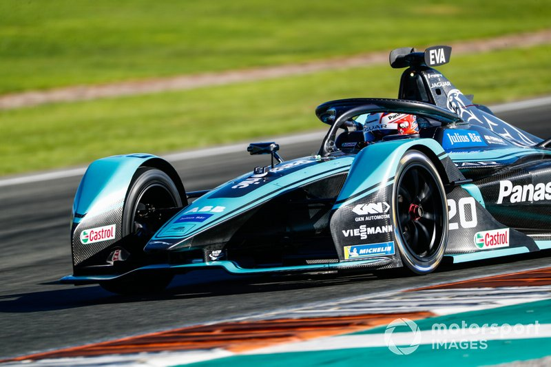 Panasonic Jaguar Racing Formula E Team