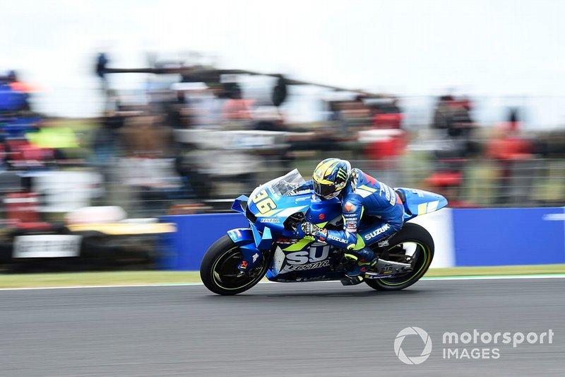 Хоан Мир, Team Suzuki Ecstar