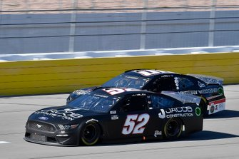J.J. Yeley, Rick Ware Racing, Ford Mustang