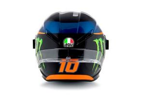 Casco de Luca Marini, Sky Racing Team VR46