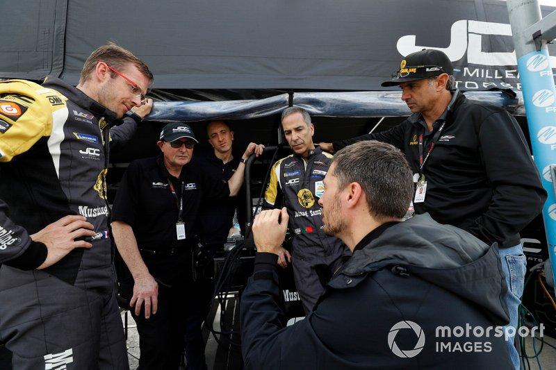 #5 Mustang Sampling Racing / JDC-Miller MotorSports Cadillac DPi, DPi: Sebastien Bourdais, Loic Duval, Joao Barbosa, Christian Fittipaldi