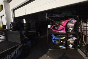 #57 Heinricher Racing w/MSR Curb-Agajanian Acura NSX GT3, GTD: Alvaro Parente, Misha Goikhberg, Trent Hindman, AJ Allmendinger ,#86 Meyer Shank Racing w/Curb-Agajanian Acura NSX GT3, GTD: Mario Farnbacher, Matt McMurry, Shinya Michimi, Jules Gounon