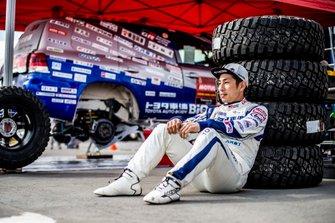 #338 Toyota: Akira Miura