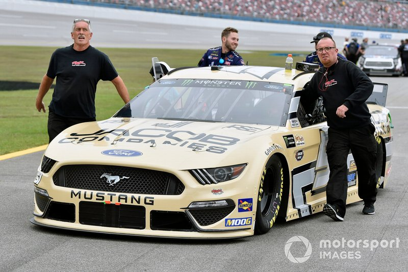Austin Theriault, Petty Ware Racing, Ford Mustang JACOB COMPANIES