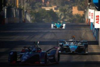 Sam Bird, Virgin Racing, Audi e-tron FE06 Nyck De Vries, Mercedes Benz EQ, EQ Silver Arrow 01