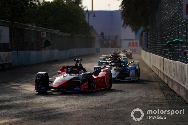 Jérôme d'Ambrosio, Mahindra Racing, M6Electro Maximilian Gunther, BMW I Andretti Motorsports, BMW iFE.20