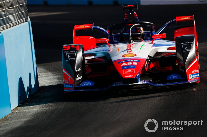 15º Pascal Wehrlein, Mahindra Racing, M6Electro