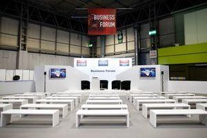 The Business Forum area