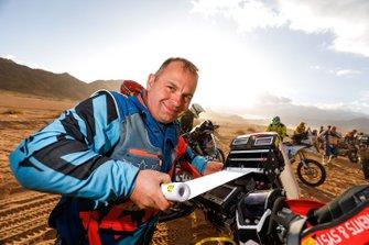 Роман Крейци, Ivar CS Team, KTM 450 Rally (№144)
