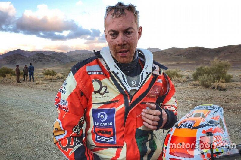 #146 BAS Dakar KTM Racing Team: Gerben Lieverdink