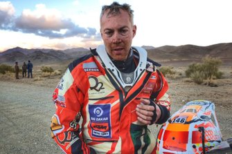 Гербен Ливердинк, BAS Dakar KTM Racing Team