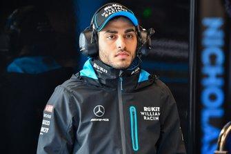 Roy Nissany, piloto de test de Williams Racing