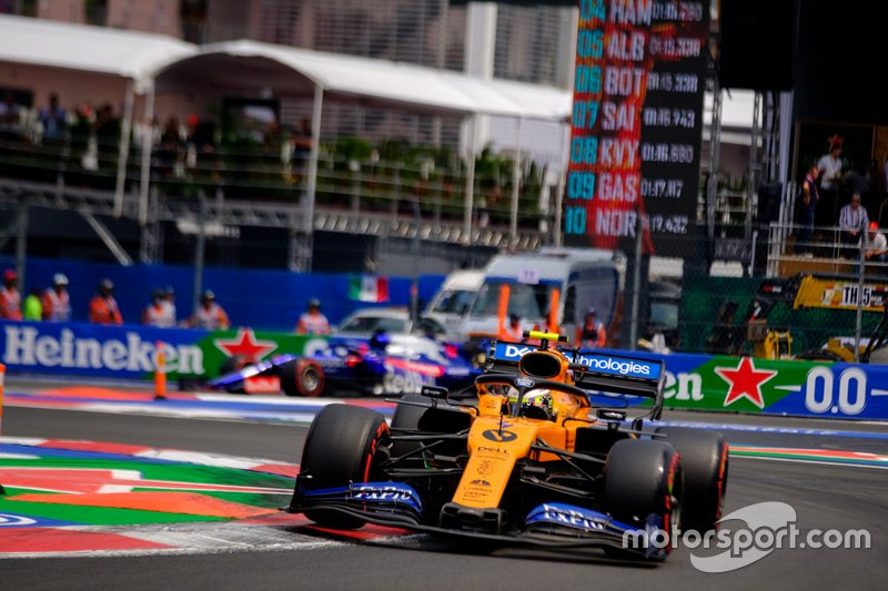 Landor Norris, McLaren MCL34