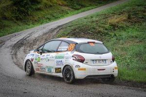 Matteo Giordano, Manuela Siragusa, Peugeot 208 R2B