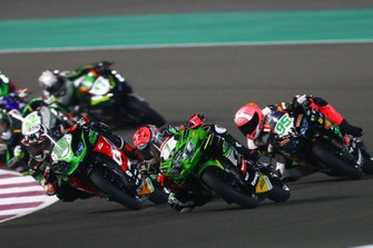 Ana Carrasco, Provec Racing, Manuel Gonzalez, Kawasaki ParkinGO Team, Scott Deroue, Kawasaki MOTOPORT