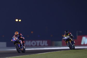 Michael van der Mark, Pata Yamaha, Loris Baz, Ten Kate Racing Yamaha, WorldSBK race2, Qatar 2019