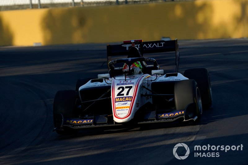Enzo Fittipaldi, Sauber Junior Team by Charouz