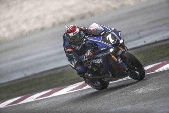 #7 Niccolò Canepa, Team YART Yamaha