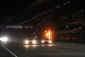 Norbert Michelisz, BRC Hyundai N Squadra Corse Hyundai i30 N TCR, Gabriele Tarquini, BRC Hyundai N Squadra Corse Hyundai i30 N TCR