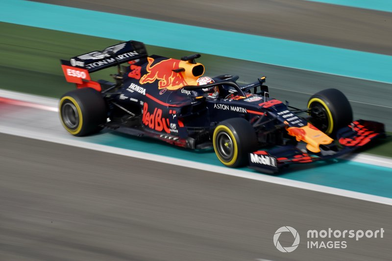 2019: Red Bull Racing RB15