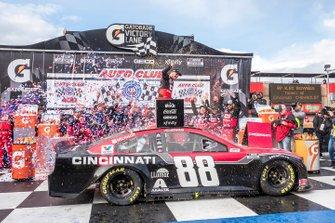 Race Winner: Alex Bowman, Hendrick Motorsports, Chevrolet Camaro