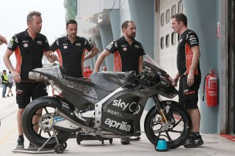 Aprilia Racing Team Gresini, bike