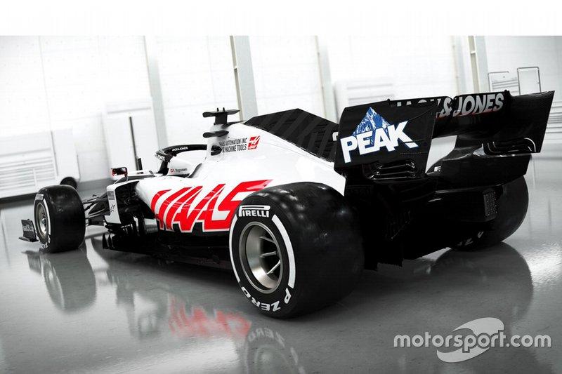 Haas: VF-20