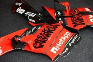 Ducati Desmosedici GP20: Verkleidung