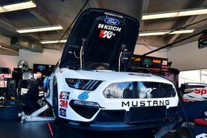 Ryan Newman, Roush Fenway Racing, Ford Mustang Koch Industries