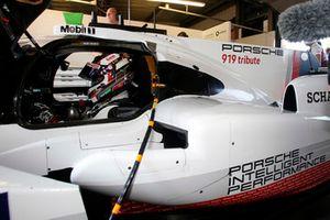 Nick Tandy, Porsche team Porsche 919 Hybrid Evo