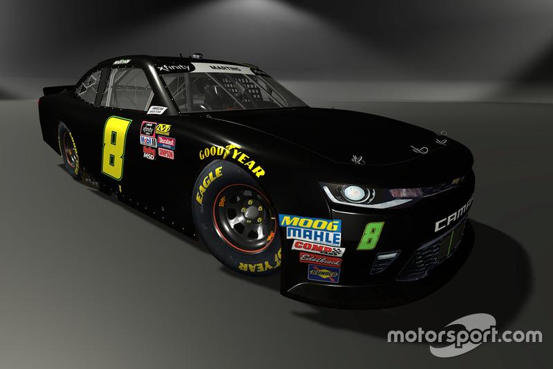 Tommy Joe Martins, B.J. McLeod Motorsports, Chevrolet Camaro