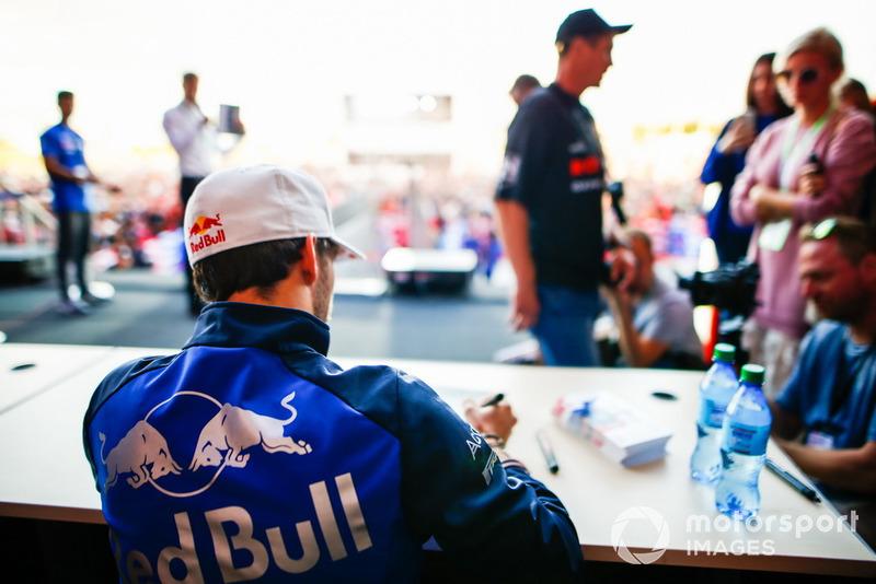 F1 2018 - Orosz Nagydíj - csütörtök