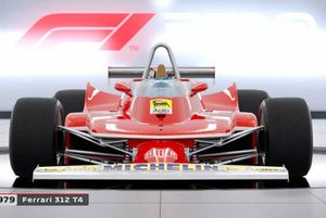 Codemasters F1, Ferrari