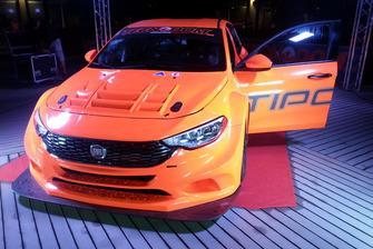 Presentazione Fiat Tipo TCR