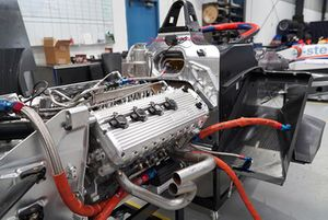 First S5000 chassis