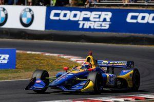 Александр Росси, Andretti Autosport Honda