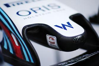 أنف سيارة ويليامز اف.دبليو41