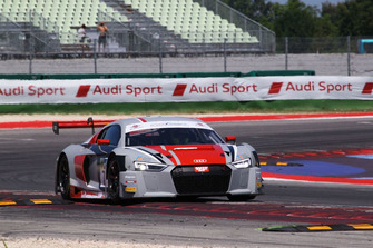 Audi R8 LMS-GT3 #7: Ausdi Sport Italia: Baruch-Green