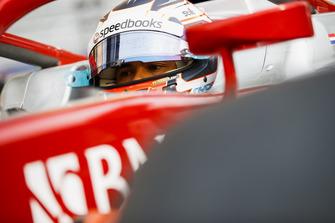 Nyck De Vries, PREMA Racing.