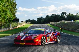 Ferrari Challenge a Road Atlanta