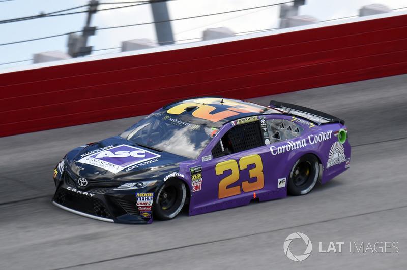 Joey Gase, BK Racing, Toyota Camry