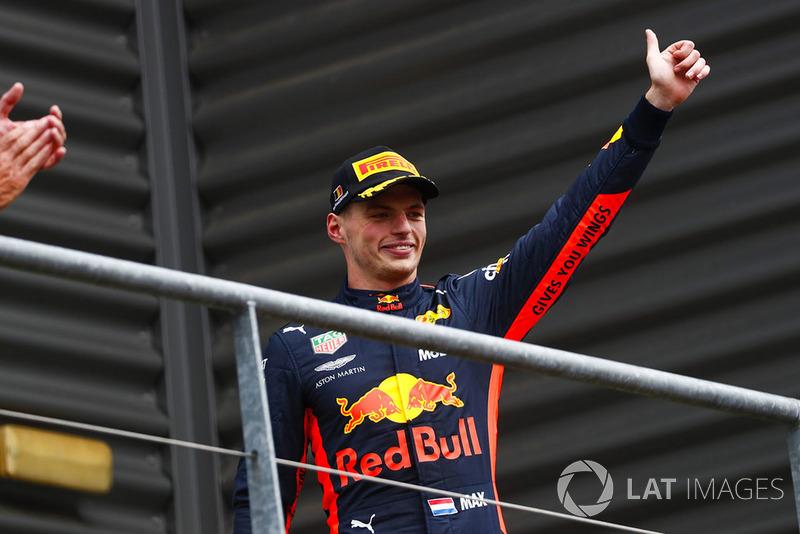 Winnaar 2: Max Verstappen