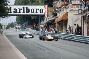 Peter Gethin, McLaren M14A Ford, John Surtees, Surtees TS9 Ford