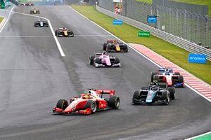 Mick Schumacher, Prema Racing, Dan Ticktum, Dams y Robert Shwartzman, Prema Racing