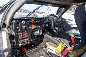 1998 Porsche 911 GT1 steering wheel
