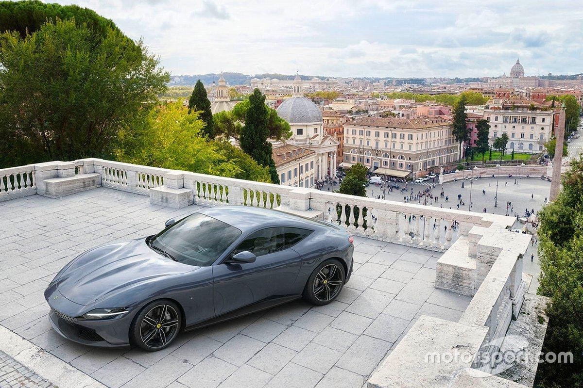 Ferrari channel announcement