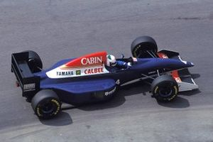 Andrea de Cesaris, Tyrrell 020C Yamaha