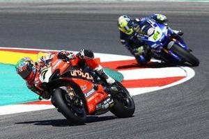 Chaz Davies, Aruba.it Racing Ducati, Federico Caricasulo, GRT Yamaha