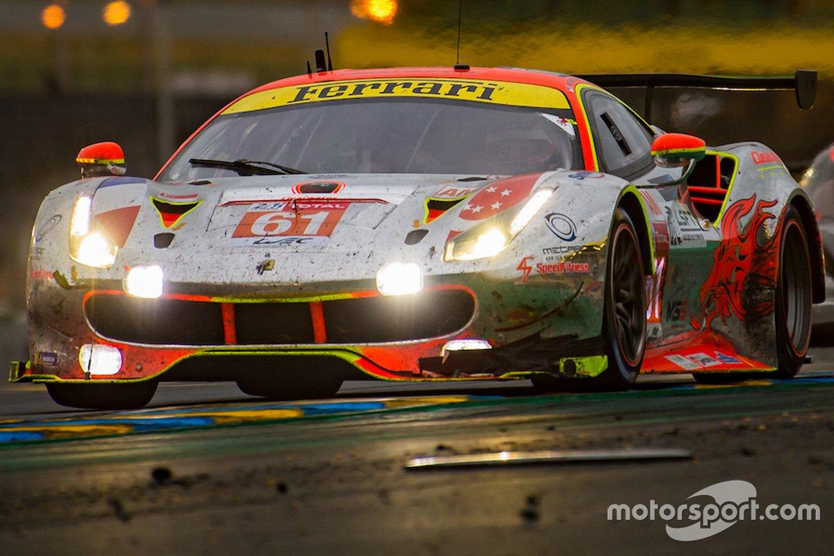 Megaride ha iniziato il lavoro di ricerca con la Ferrari