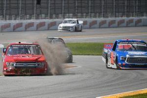 Cory Roper, Roper Racing, Ford F-150 PIC, Stewart Friesen, Halmar Friesen Racing, Toyota Tundra Halmar Racing To Beat Hunger